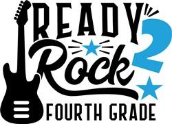 Ready 2 Rock Fourth Grade print art