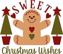 Sweet Christmas Wishes print art