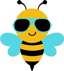 Summer Bee print art