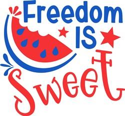 Freedom Is Sweet print art