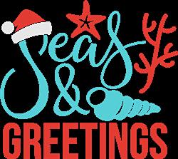 Seas & Greetings print art