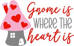 Where Heart Is print art