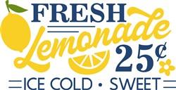 Fresh Lemonade print art