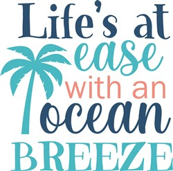 Ocean Breeze print art