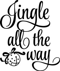 Jingle All The Way print art