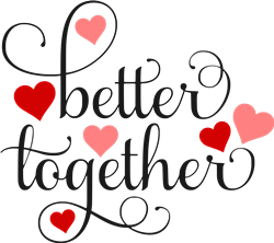 Better Together print art
