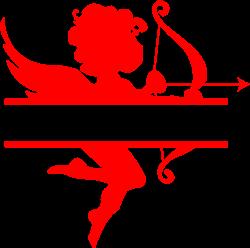 Cupid Namedrop print art