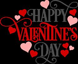 Happy Valentines Day print art