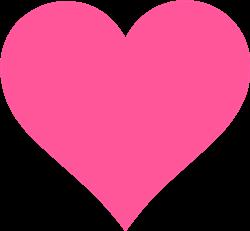 Pink Heart print art