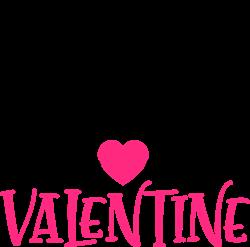 Miss Valentine print art