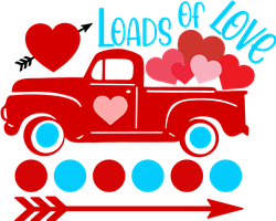 Loads Of Love print art