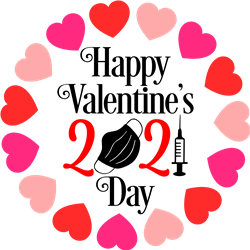 Valentines Day 2021 print art