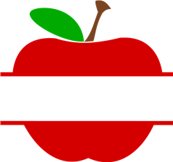 Apple Name Drop print art