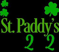 Happy St. Paddys Day 2021 print art