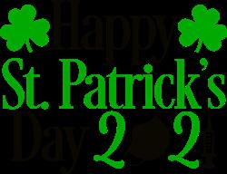 Happy St. Patricks Day 2021 print art