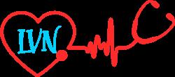 LVN Heartbeat print art