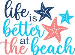 Better At The Beach print art