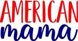 American Mama print art