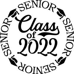 Class Of 2022 Circle print art