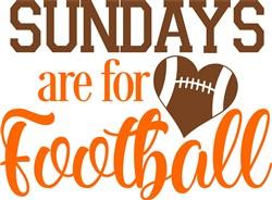 Sundays Are For Football print art