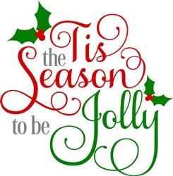 Season To Be Jolly print art