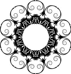 Soft Mandala print art