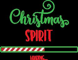 Christmas Spirit print art