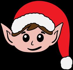 Elf Head print art
