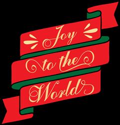 Joy To The World print art