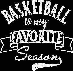 Basketball Season print art