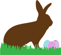 Easter Bunny print art