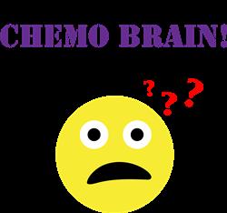 Chemo Brain print art