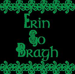 Erin Go Bragh print art