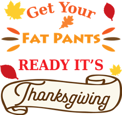 Fat Pants print art