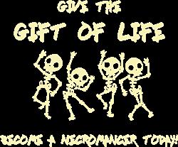 Gift Of Life print art