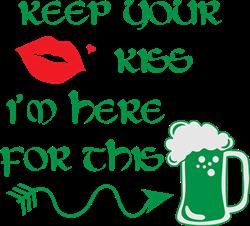 Keep Your Kiss print art