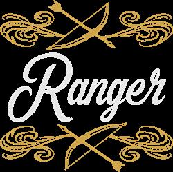 Ranger print art