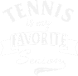 Tennis Season print art