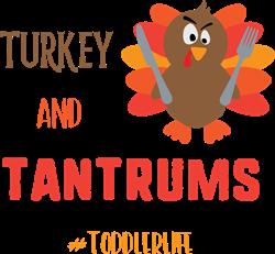 Turkey And Tantrums print art