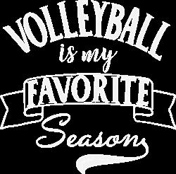Volleyball Season print art