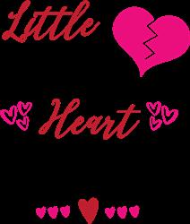 Little Miss Heartbreaker print art