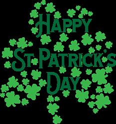 St Patricks Day print art