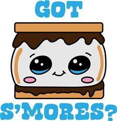 Got Smores? print art
