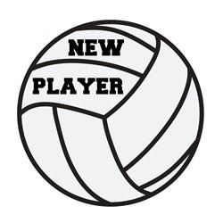 New Player print art