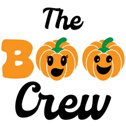 The Boo Crew print art