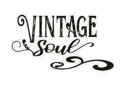 Vintage Soul print art
