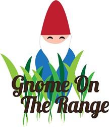Gnome On The Range print art