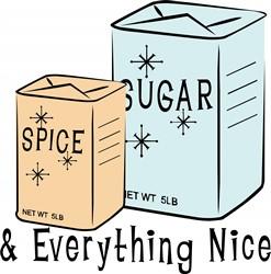 Sugar Spice print art