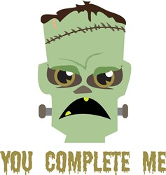 Complete Monster print art