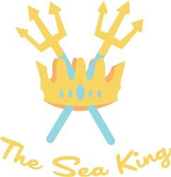 The Sea King print art